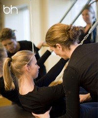 We offer clinical pilates where you work on a one to one basis using state of the art pilates equipment