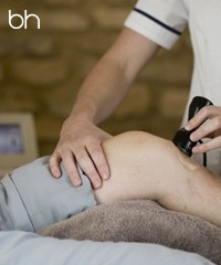 ELECTROTHERAPY interferential and ultrasound are used to decrease pain and swelling following injury or surgery