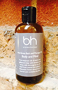 barn house massage oil