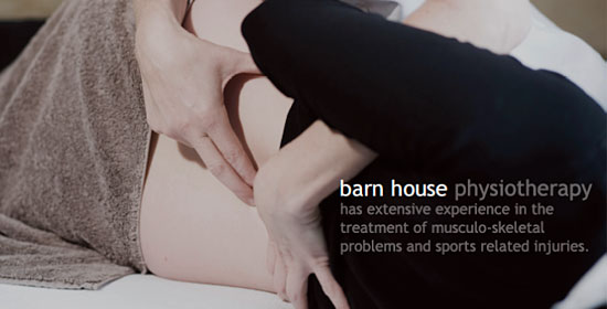 barn house has extensive ecperience in the treatment of musculo-skeletal problems and sport related injuries